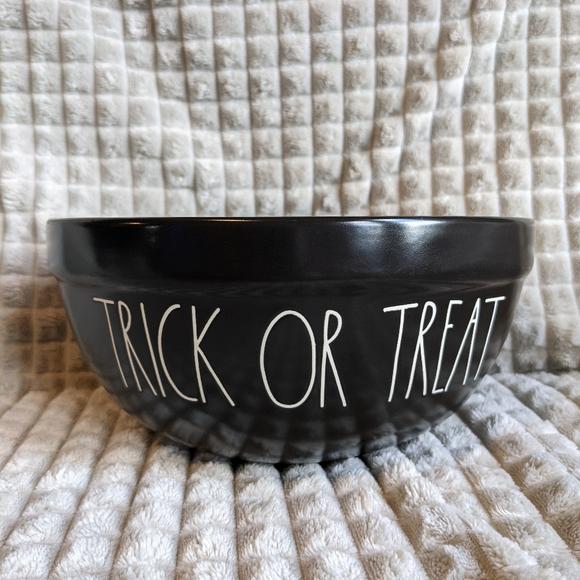 NWT Black Rae Dunn Halloween bowl